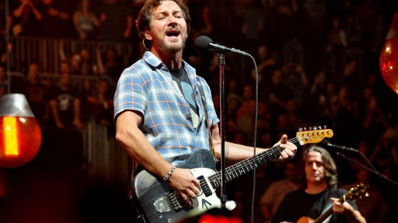 Pearl Jam transmitirá hoy concierto en vivo para todo el mundo