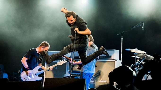 El regreso de Pearl Jam en vivo: Así fue su primer concierto en tres años