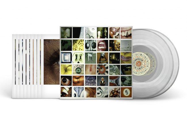 """Pearl Jam celebrará los 25 años de """"No Code"""" con reedición en vinilo de aniversario"""
