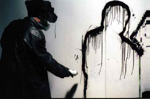 Phantom Street Artist: el artista callejero tras la portada de The Battle of Los Angeles de Rage Against The Machine