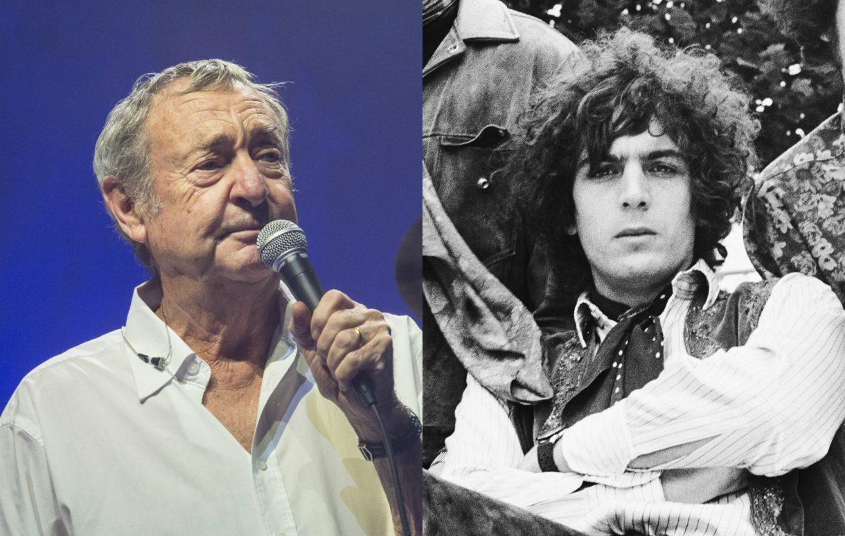 Nick Mason habla sobre Pink Floyd y el colapso de Syd Barrett