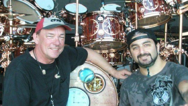 """MIke Portnoy habló sobre su amistad con Neil Peart: """"Cuando leí sus correos rompí en lágrimas"""""""