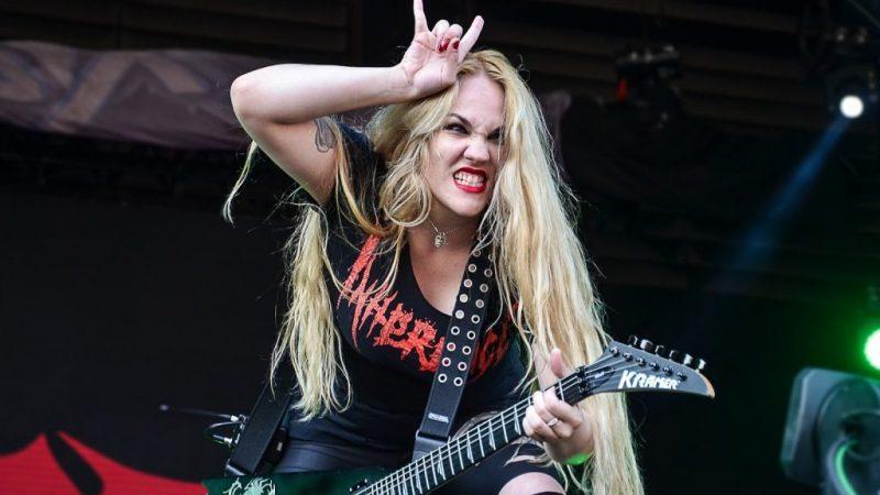 """Entrevista con Prika de Nervosa: """"El futuro del metal está en manos de las chicas"""""""