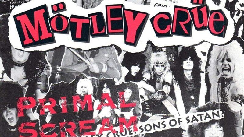 """Cancionero Rock: """"Primal Scream"""" – Mötley Crüe (1991)"""