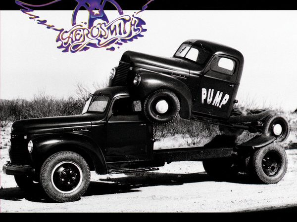 Disco Inmortal: Aerosmith – Pump (1989)