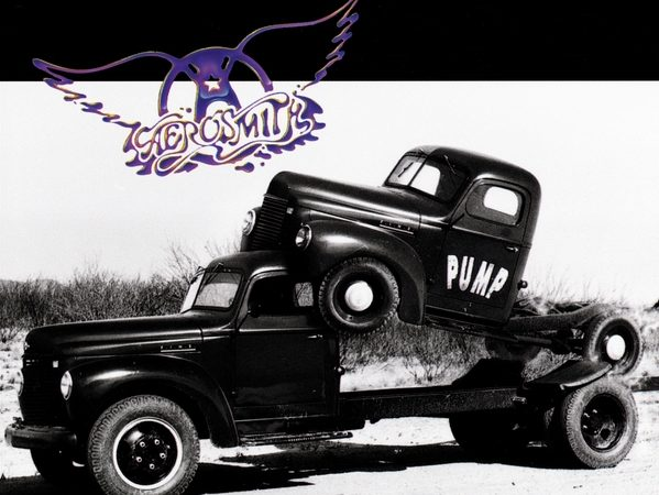Disco Inmortal: Aerosmith – Pump (1989)