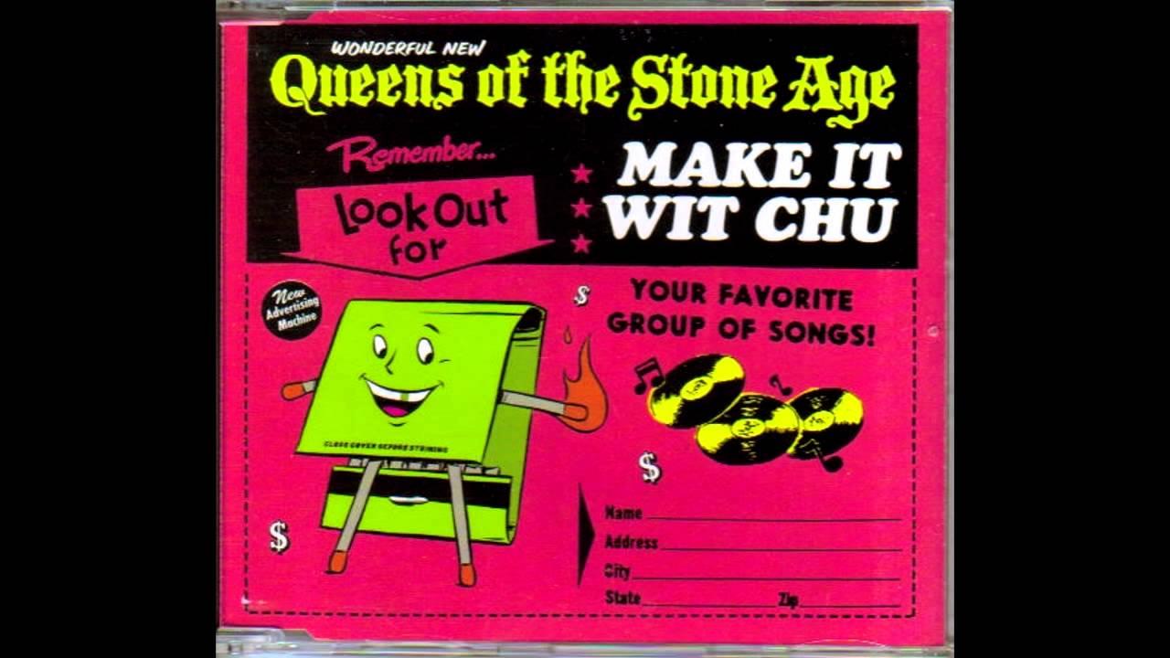 """Cancionero Rock: """"Make It wit Chu"""" – Queens of the Stone Age (2007)"""