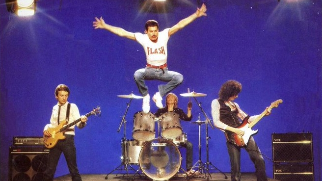 """Cancionero Rock: """"Another One Bites the Dust"""" – Queen (1980)"""