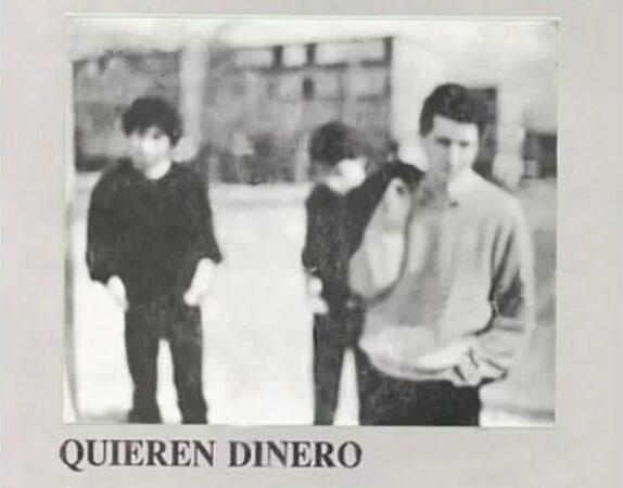 """Cancionero Rock: """"Quieren dinero"""" – Los Prisioneros (1986)"""
