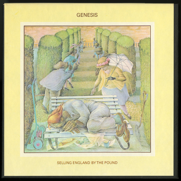 Disco Inmortal: Genesis – Selling England by the Pound (1973)