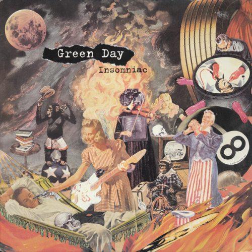"""Reedición, material inédito y conmemoraciones: así celebra Green Day los 25 años de """"Insomniac"""""""