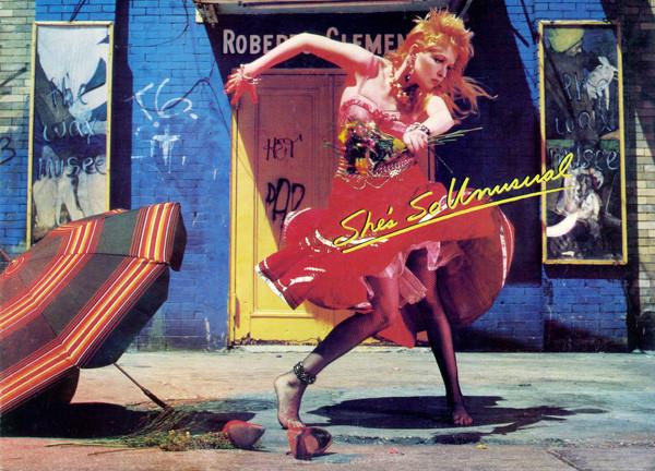 "Cyndi Lauper – ""She's So Unusual"": el triunfo de la perseverancia femenina"