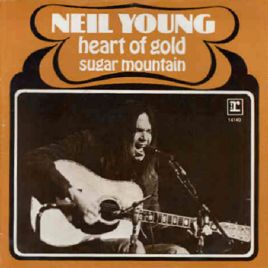 """Cancionero Rock: """"Heart of Gold""""- Neil Young (1972)"""