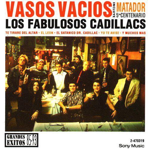 Disco Inmortal: Los Fabulosos Cadillacs – Vasos vacíos (1993)