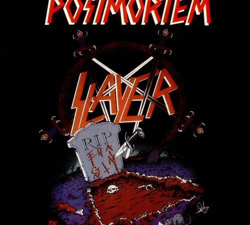 """Cancionero Rock: """"Postmortem"""" – Slayer (1986)"""