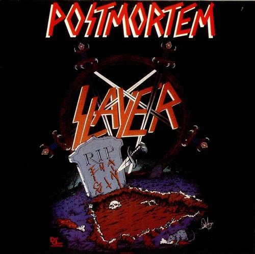 Cancionero Rock: 'Postmortem' – Slayer (1986)