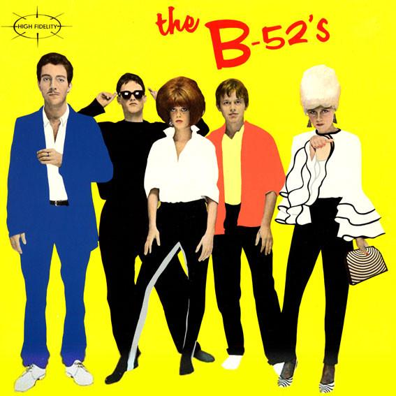 Disco Inmortal: The B-52's (1979)