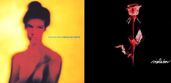 """Cancionero Rock: """"Policy of Truth"""" – Depeche Mode (1990)"""