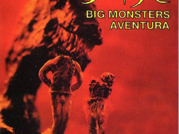 """""""Big Monster Aventura"""": el alucinante carnaval de monstruos de Dorso"""