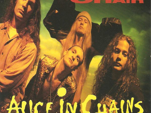 """Cancionero Rock: """"Angry Chair""""- Alice in Chains (1992)"""