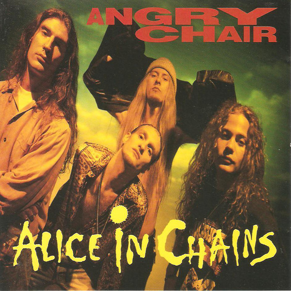 """Cancionero Rock: """"Angry Chair"""" – Alice in Chains (1992)"""
