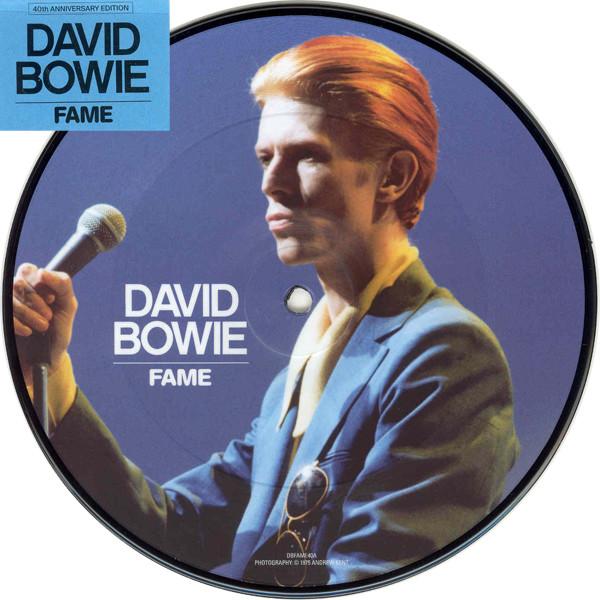 """Cancionero Rock: """"Fame"""" – David Bowie (1975)"""