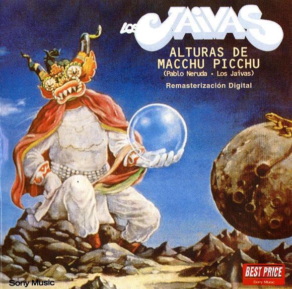 Disco Inmortal: Los Jaivas – Alturas de Macchu Picchu (1981)