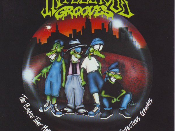 The Plague That Makes Your Booty Move…it's the Infectious Grooves: el súpergrupo que llevó el funk metal a otro nivel