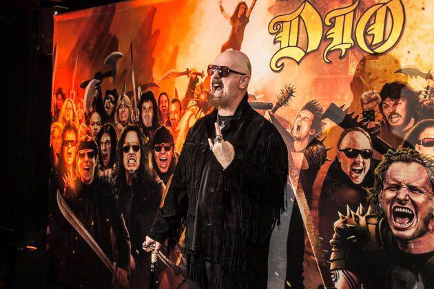 Rob Halford confirma que el nuevo álbum de Judas Priest está terminado