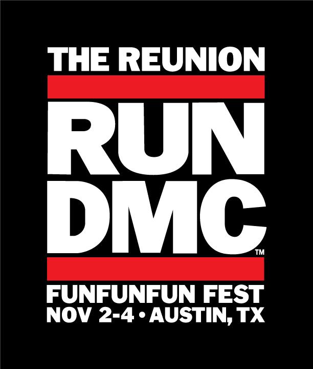 Los legendarios RUN-DMC se reúnen para el Fun Fun Fun Fest