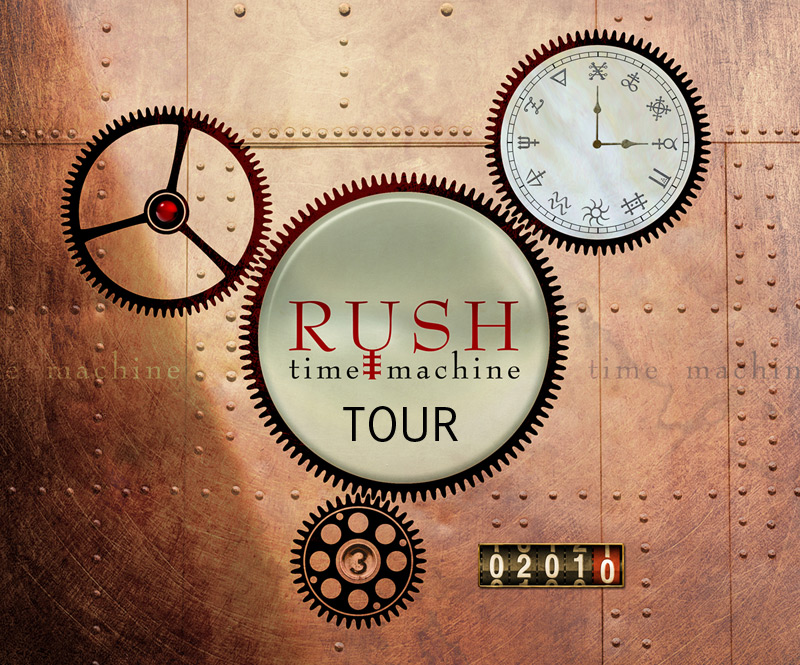 Rush presenta trailer para 'Time Machine Tour'