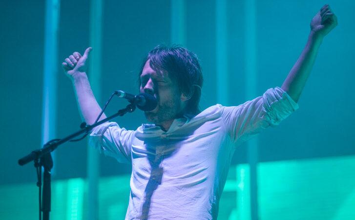 Radiohead transmitirá hoy el Live in Argentina de la gira In Rainbows de 2009