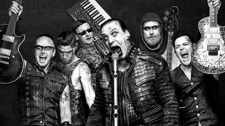 Rammstein trabajará en nuevas canciones durante el período de cuarentena