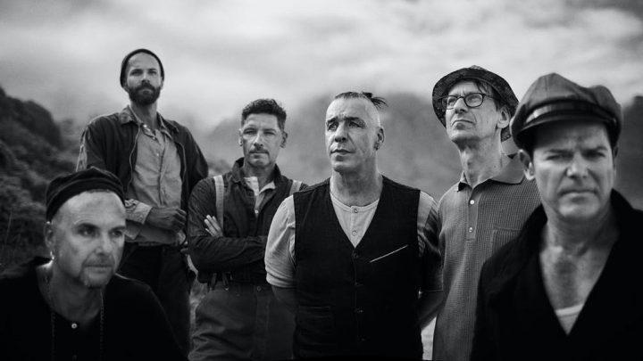Rammstein está de vuelta en el estudio trabajando en nuevo material