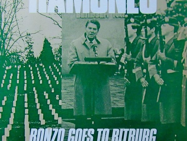"Cancionero Rock: ""Bonzo Goes to Bitburg"" – Ramones (1986)"