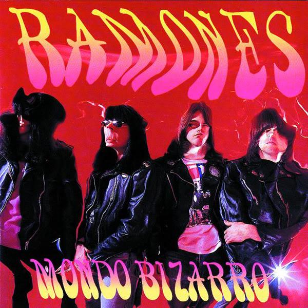 Disco Inmortal: Ramones – Mondo Bizarro (1992)