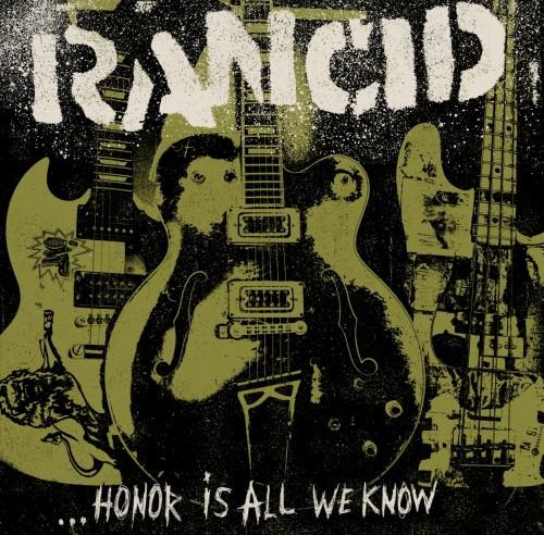 """Rancid libera completo en streaming su nuevo disco """"…Honor Is All We Know"""", escúchalo acá"""