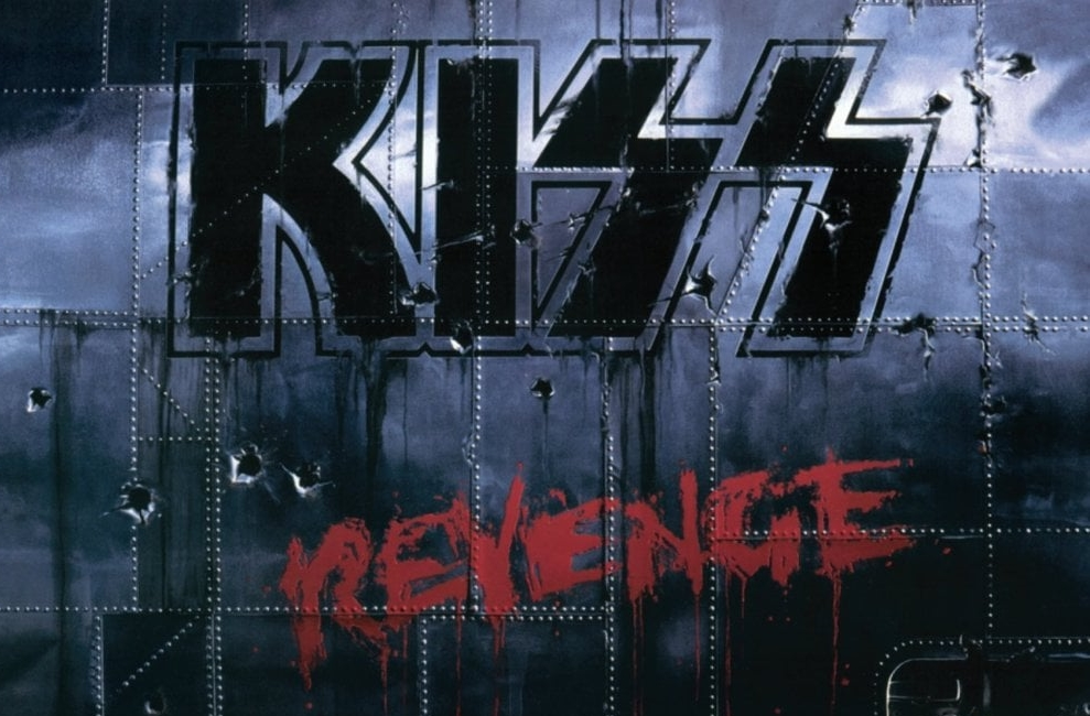 "Discomanía: ""Revenge"", la rabia metálica de Kiss"