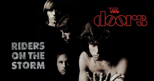 "Cancionero Rock: ""Riders on the Storm"" – The Doors (1971)"