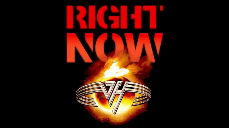 "Cancionero Rock: ""Right Now"" – Van Halen (1991)"
