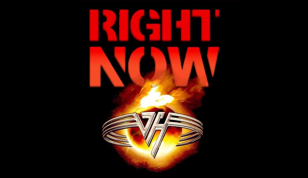 """Cancionero Rock: """"Right Now"""" – Van Halen (1991)"""