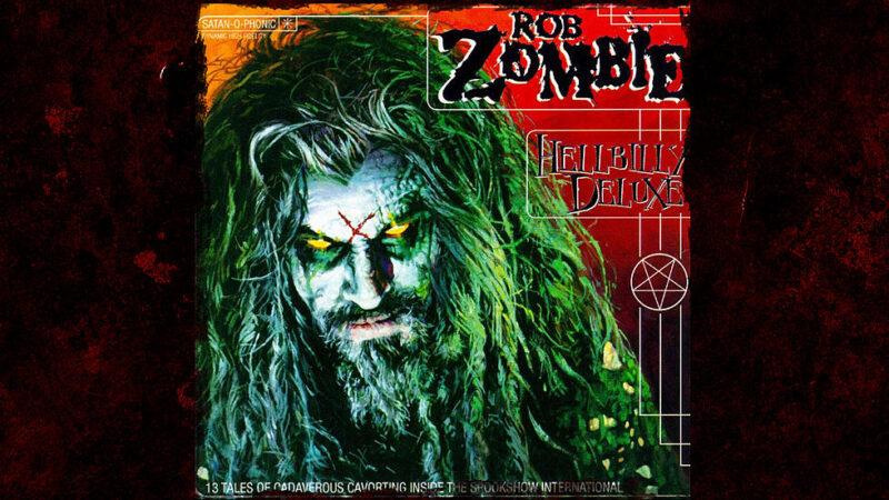 """""""Hellbilly Deluxe"""", cuando Rob Zombie creó su propio infierno (y de lujo)"""