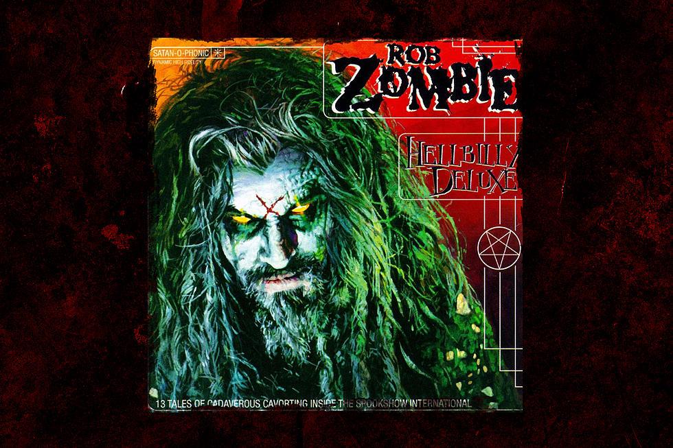 """Discomanía: """"Hellbilly Deluxe"""", cuando Rob Zombie creó su propio infierno (y de lujo)"""