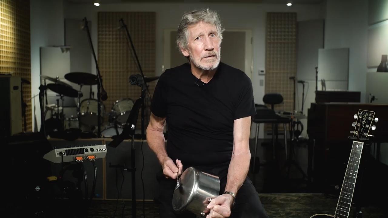 """Roger Waters: """"Es impactante lo que un gobierno puede hacerle a su pueblo"""""""