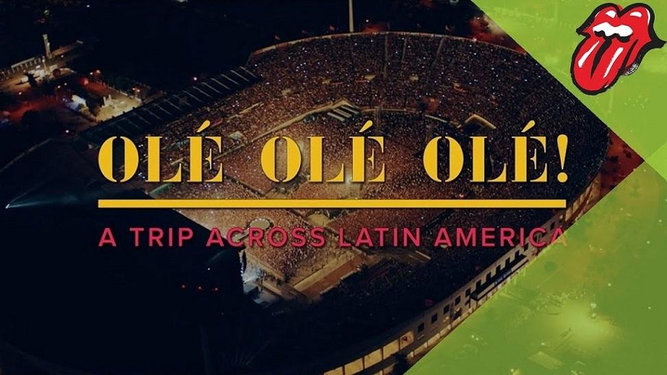 Olé, Olé, Olé! – A Trip Across Latin America: sangre caliente por The Rolling Stones