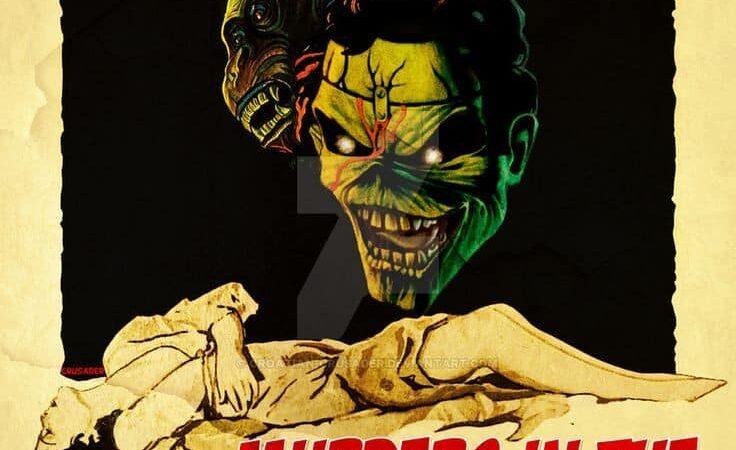 """Cancionero Rock: """"Murders in the Rue Morgue"""" – Iron Maiden (1981)"""