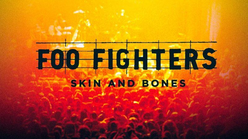 """NR En Vivo: """"Skin and Bones"""", el concierto acústico de Foo Fighters"""