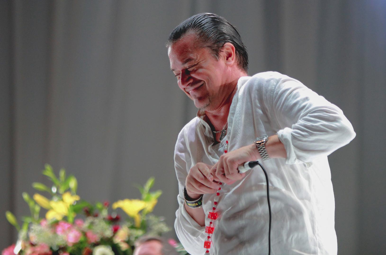 Faith No More en Santiago Gets Louder 2015: Un manjarsh