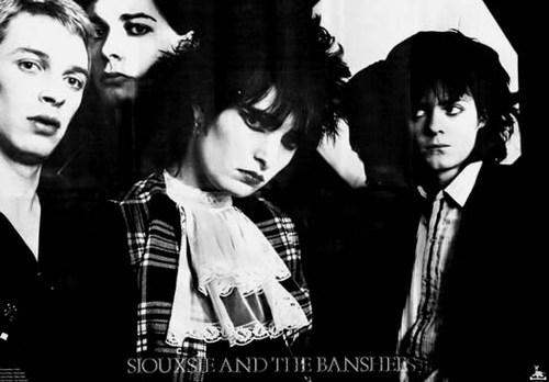 Se vienen reediciones de los últimos cuatro álbumes de Siouxsie and the Banshees