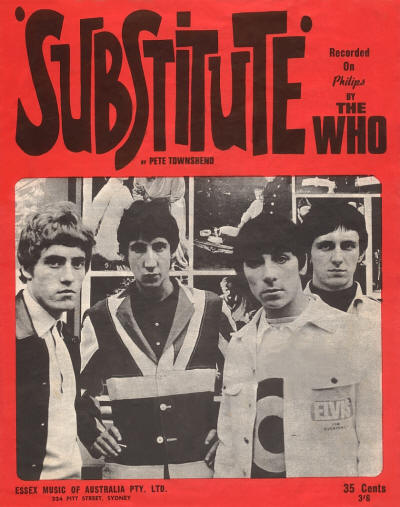 """2×1: """"Substitute"""" The Who vs. Ramones"""